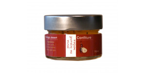 Confiture - Poire au Vincent Malice 110 ml